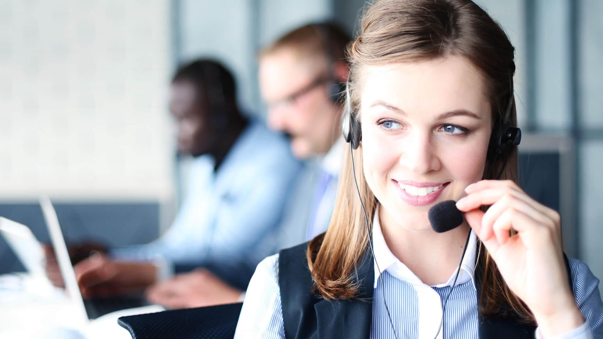 Provide specific customer support