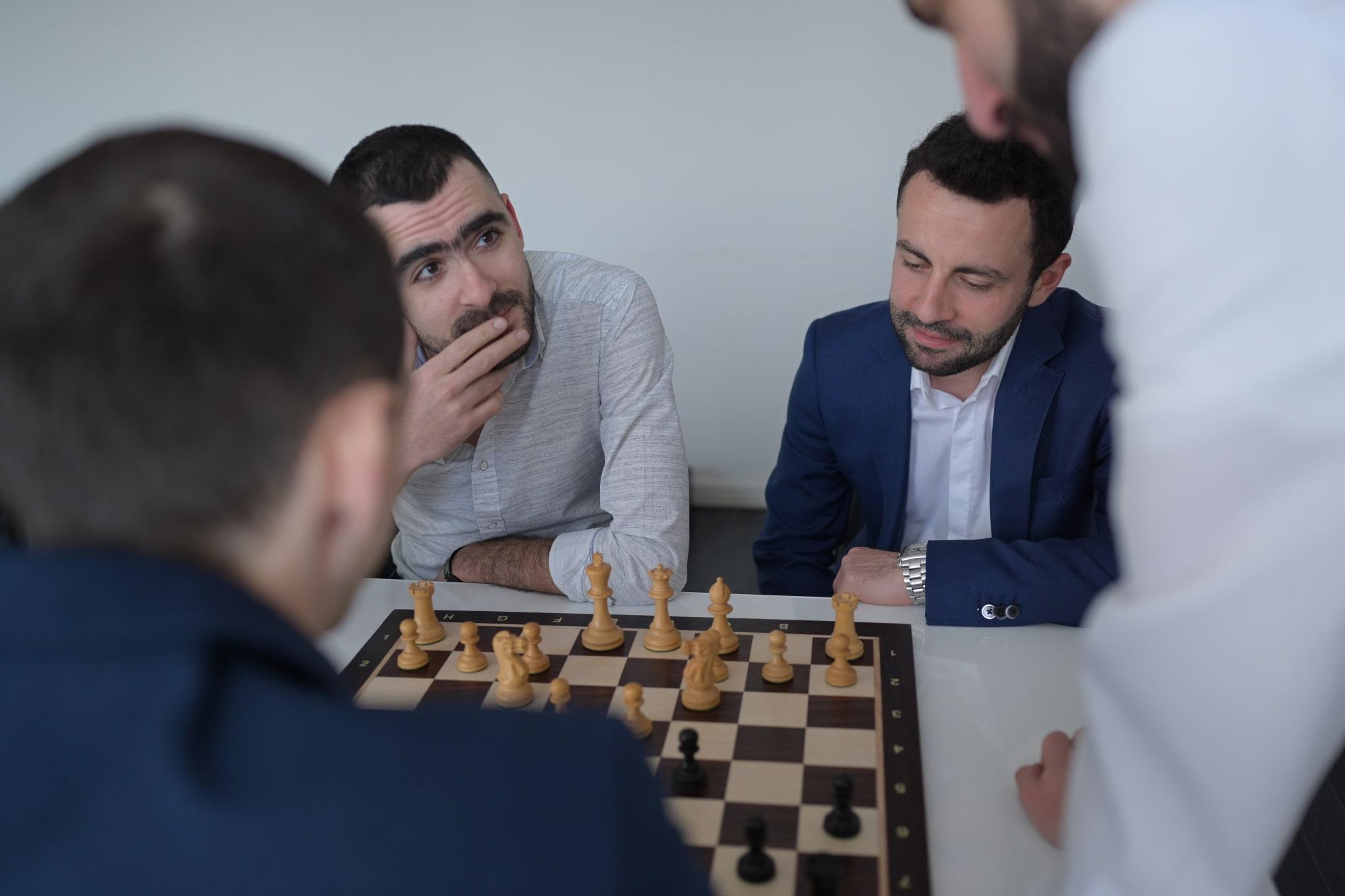 Chess Grandmasters