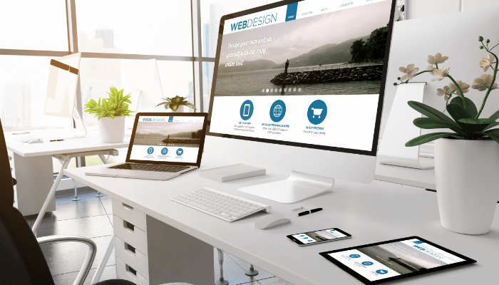 Top Professional Personal Website Design Trends 2019