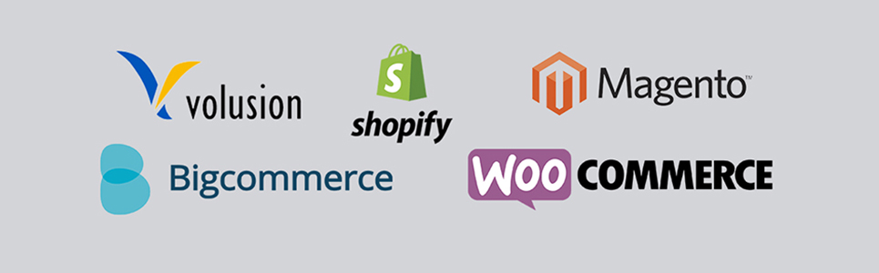 Top 5 eCommerce Platforms