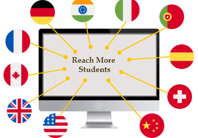 Reach more students