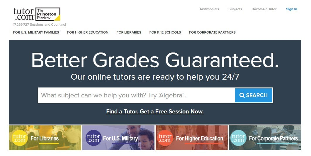 Online Teaching Sites That Will Inspire You:#1 Tutor